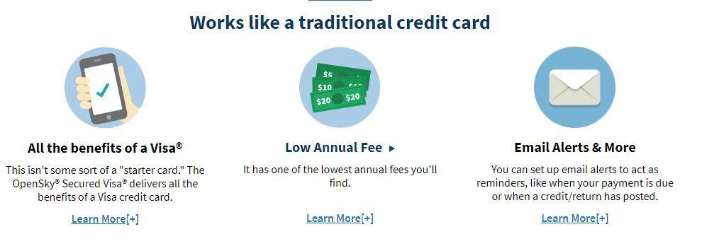 opensky secured credit card