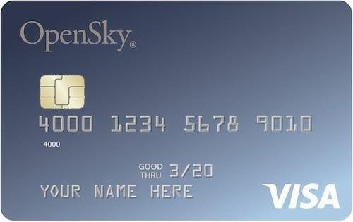 opensky visa secured card
