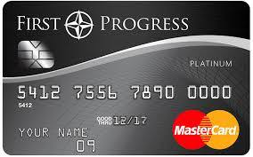 first progress platinum select secured credit card