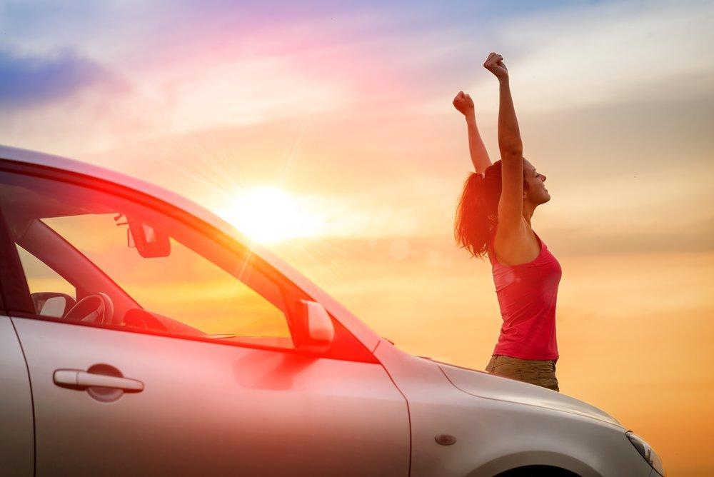 new used refinance car loan credit score