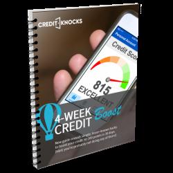 4 Week Credit Boost