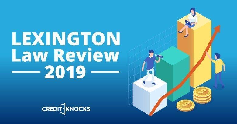 Lexington Law Review 2019 credit repair