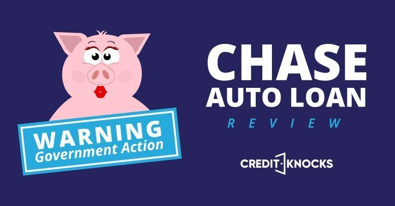 Chase Auto Loan Review
