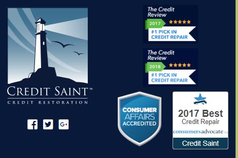 Credit Saint Review Credit Repair Credit Restoration