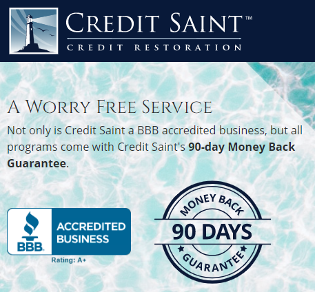 Credit Saint Review Credit Repair