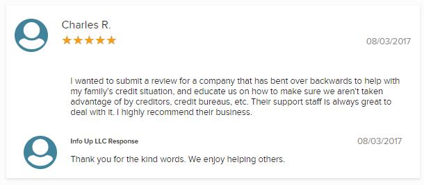 credit secrets bbb reviews customer rating
