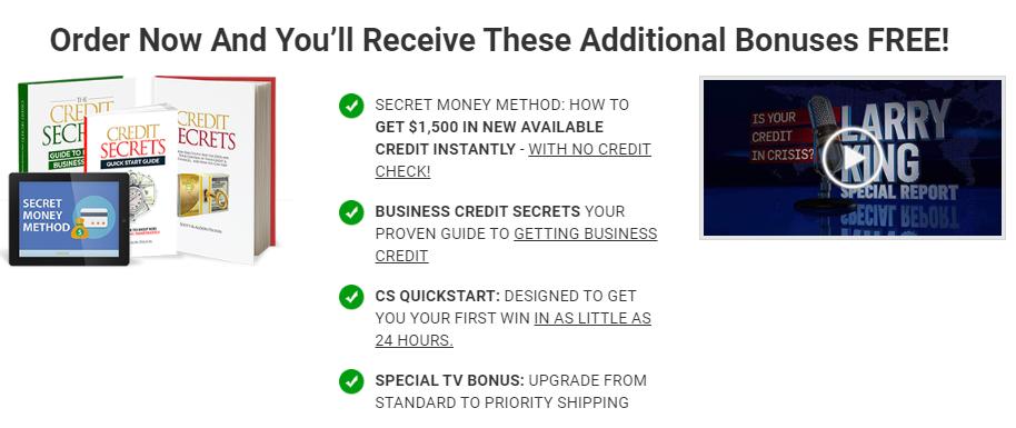 credit secrets book review is there a smart money secret scam credit secrets by scott and allison hilton