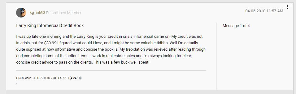 credit secrets reviews myfico