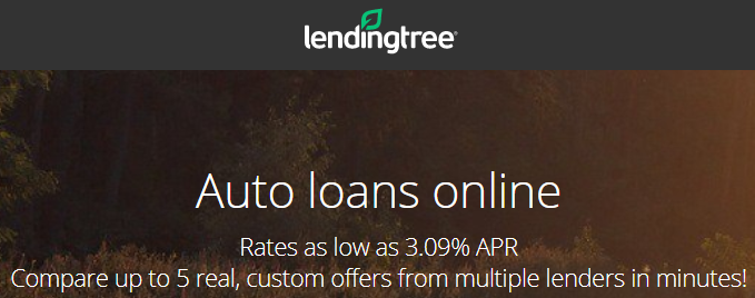 lendingtree auto loan review
