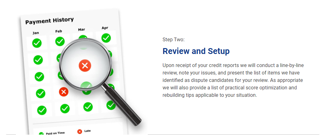 sky blue credit repair blue sky credit repair review and setup dispute credit reports equifax transunion experian