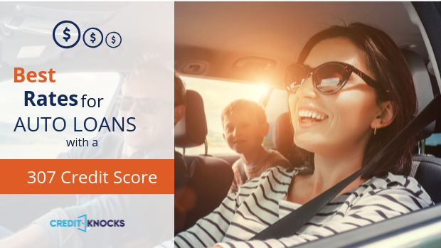 307 car loan rate auto loan interest rate with 307 credit score car loan rate