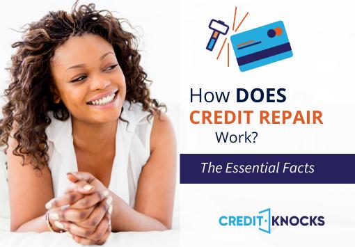 How Does Credit Repair Work
