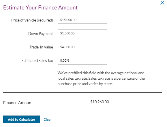 ally auto finance review ally finance amount calculator