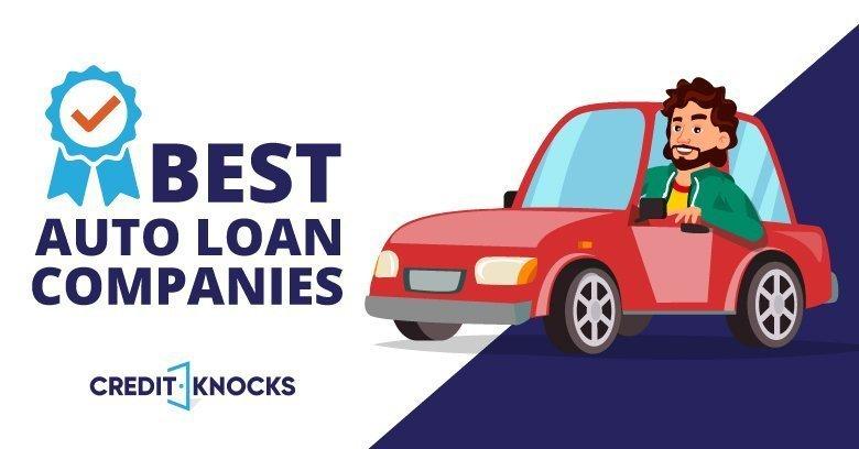 best auto loan companies