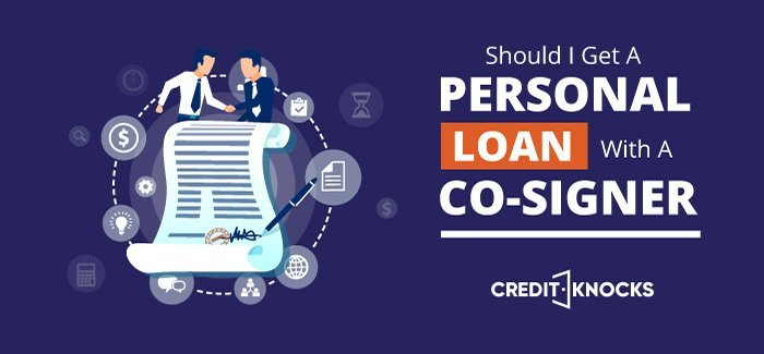 getting a personal loan with co-signer