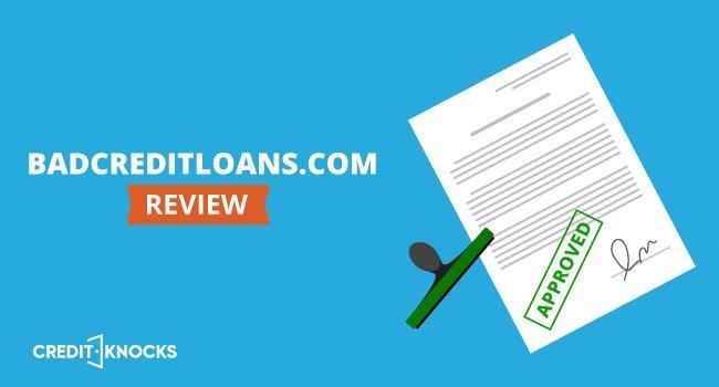 BadCreditLoans.com Personal Loan Reviews