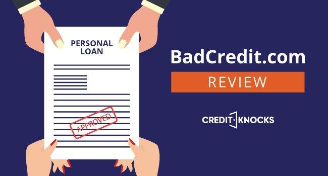 BadCredit.com Reviews