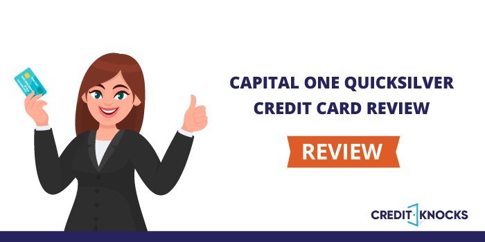 Capital One QuicksilverOne Credit Card Review