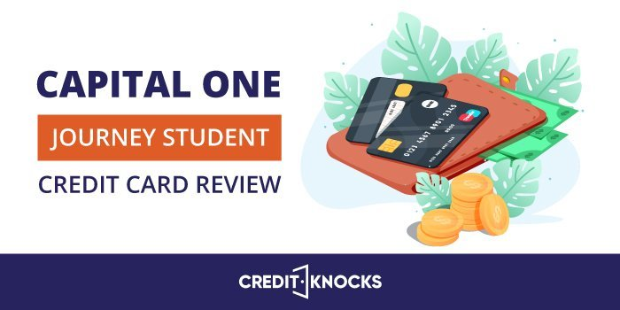 Journey By Capital One Student Rewards Card