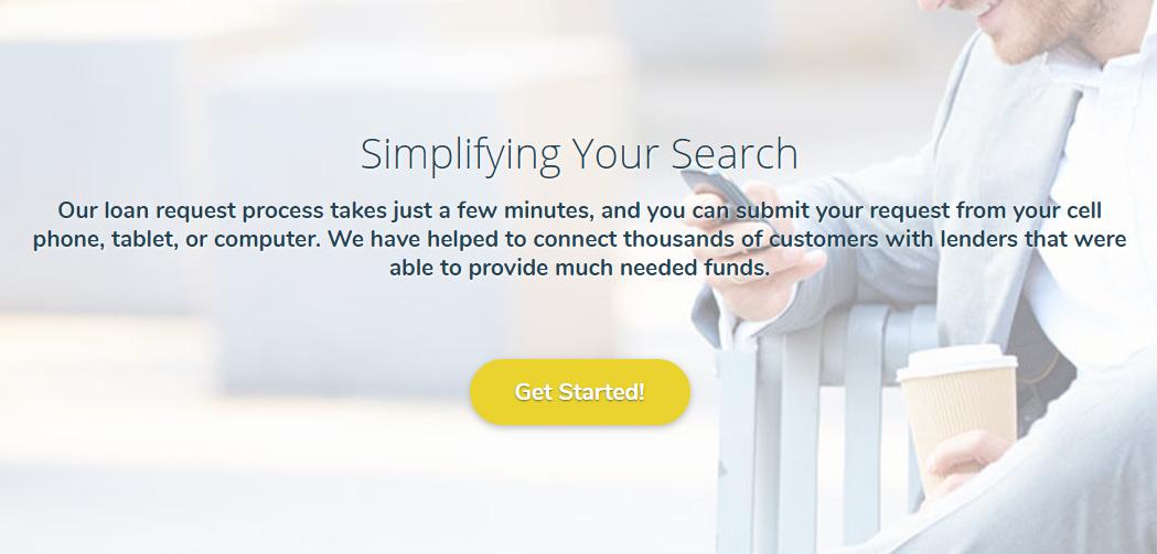 badcredit com loan process