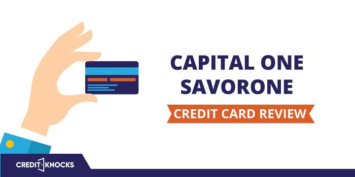 capital one savor one rewards card