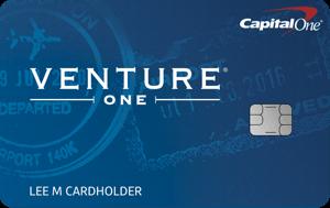 capital one venture one card