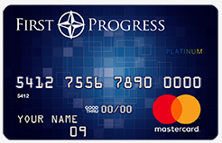 first progress prestige secured mastercard