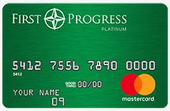 first progress elite secured mastercard