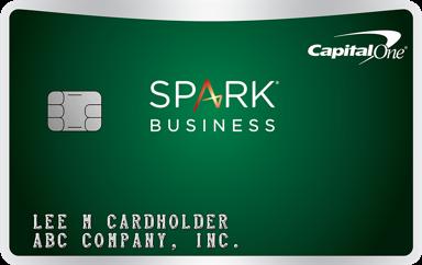 capital one spark cash ccard