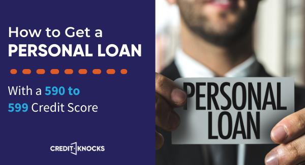 personal loan 590 credit score, personal loan credit score 590
