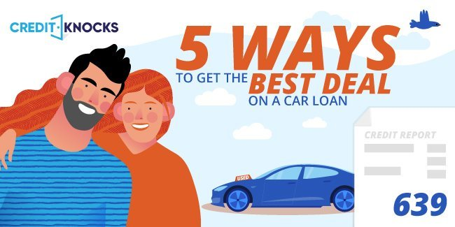 best deal on auto loan