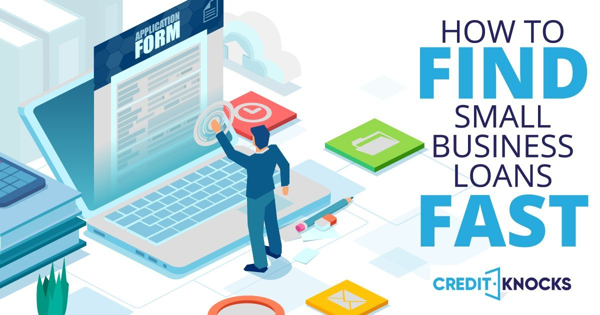 small business loans fast