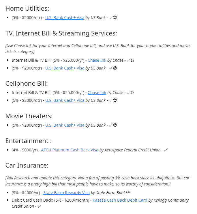 Best_Credit_Cards_for_Utilities,_TV,_Cellphone,_Movie_Theaters,_Entertainment,_Car_Insurance_-_Reddit